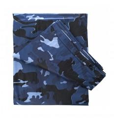 Fosco - Płachta / Plandeka Tarpaulin Large - 3,5x6m - Sky Blue Camo