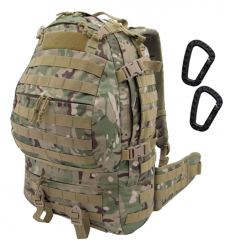 CAMO - Plecak CARGO Backpack - 32Litry - MultiCam - PL-CA-BP-MC