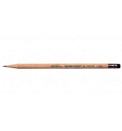 Mitsubishi - Ołówek z gumką - Master Writing 9852EW - HB