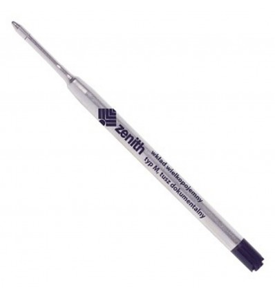 Zenith - Wkład do długopisu - Czarny