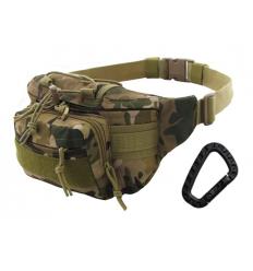 CAMO - Nerka / Torba na pas - Kangoo Waist Pack 3L - MultiCam - TO-KG-WP-MC