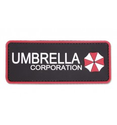 4TAC - Naszywka Umbrella Corporation - 3D PVC