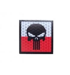 Combat-ID - Naszywka Punisher PL - Gen I - H5
