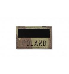 Combat-ID - Naszywka Polska - MultiCam - Gen II IR Proline