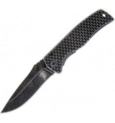 Gas Monkey - Nóż składany - Stonewash Knife - GM1305
