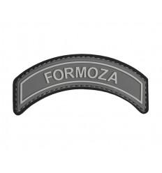 101 Inc. - Naszywka Formoza - 3D PVC - Szary