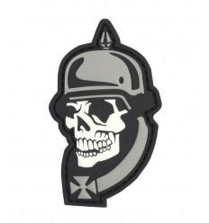 101 Inc. - Naszywka 1914 Soldier Skull - 3D PVC - SWAT