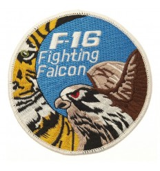 101 Inc. - Naszywka F-16 Fighting Falcon - Tiger Squadron