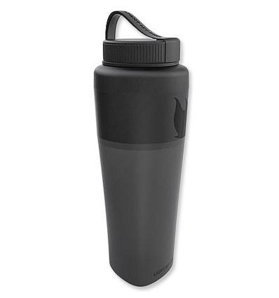 Light My Fire - Składana butelka Pack-up-Bottle - 700 ml - Czarny