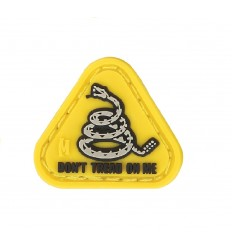 Maxpedition - Naszywka micro - Don't Tread on Me Micropatch - MCDTC - Full Color