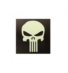 KAMPFHUND - Naszywka Punisher Gen III - H3 Czarny