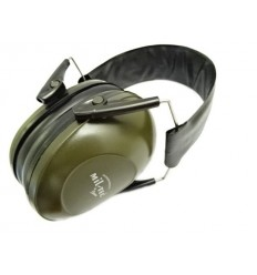 Mil-Tec - Słuchawki ochronne - Pasywne - Zielony - 16242001