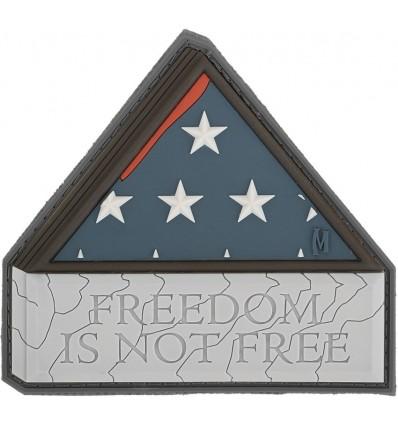 Maxpedition - Naszywka Freedom Is Not Free - FINFS - SWAT
