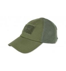 Condor - Czapka Mesh Tactical Cap - Zielony OD - TCM-001