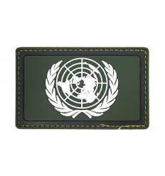 101 Inc. - Naszywka ONZ - 3D PVC - Green