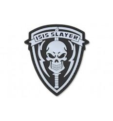 4TAC - Naszywka ISIS Slayer /Pogromca ISIS/ - 3D PVC