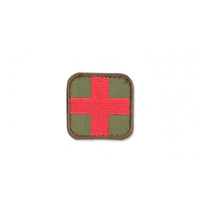 Condor - Naszywka Medic Patch - Zielony OD - 231-01