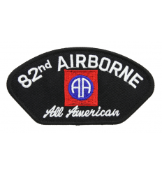 101 Inc. - Naszywka 82nd Airborne Division All American