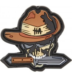 Hardcore Hardware - Naszywka Morale Patch 2013 Version