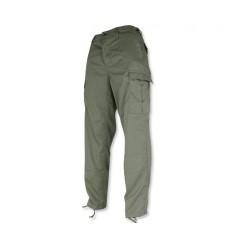 MIL-TEC - Spodnie Bojówki - BDU US Ranger - Olive - 11810001