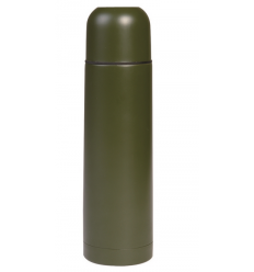 Mil-Tec - Termos stalowy Vakuum Flask - 0,5 Litra - Zielony - 14531900