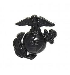 Odznaka - USMC - US Marine Corps - Czarny