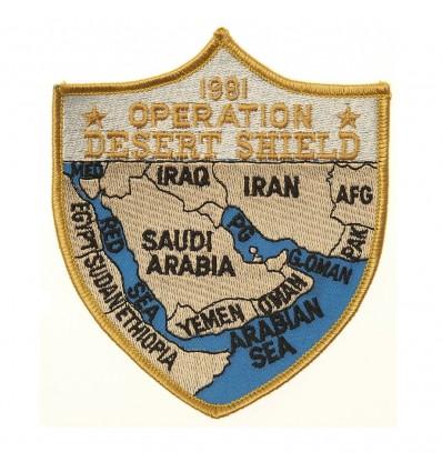 101 Inc. - Naszywka Operation Desert Shield