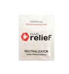 Chusteczka czyszcząco kojąca - GAS Relief