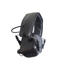 Earmor - Aktywne ochronniki słuchu / Słuchawki ochronne M31 - Czarny