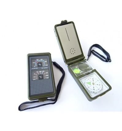Kompas wielofunkcyjny / survivalowy MIL-TEC