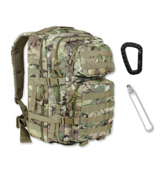 Mil-Tec - Plecak Assault Pack Large - 36 Litrów- MultiCam / Multitarn - 14002249