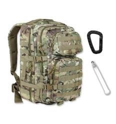 Mil-Tec - Plecak Assault Pack Large - 36 Litrów- MultiCam / Multitarn - 14002249