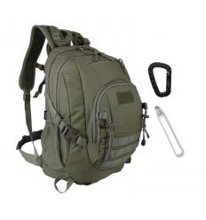 CAMO - Plecak CAIMAN - 35 Litrów - Zielony