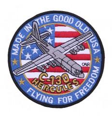 101 Inc. - Naszywka C-130 HERCULES - Flying For Freedom
