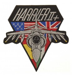 101 Inc. - Naszywka HARRIER II