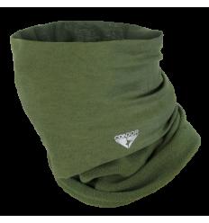 Condor - Szalokominiarka zimowa - Fleece Multi-Wrap - Zielony OD - 161109-001