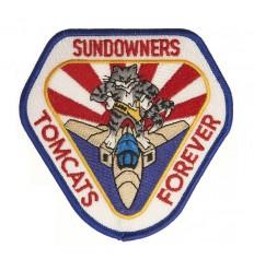 101 Inc. - Naszywka TOMCATS FOREVER SUNDOWNERS