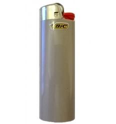 BIC - Zapalniczka gazowa / krzesiwowa J26 - Szary