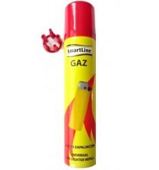 SmartLine - Gaz do zapalniczek z aplikatorami - 90 ml