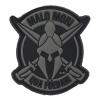 101 Inc. - Naszywka 3D - Malo Mori Qua Foedari