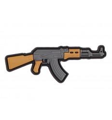 101 Inc. - Naszywka Kałasznikow AK-47 - 3D PVC