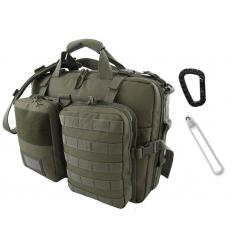 CAMO - Torba / Plecak COMEX - 22/28 Litrów - Zielony OD - TO-CM-SB-OG