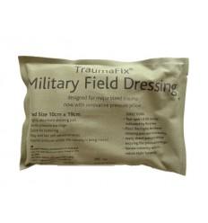 BCB - Opatrunek brytyjski TraumaFix - Military Field Dressing - 19x10cm - PF118