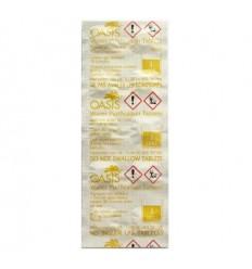 BCB - Tabletki do odkażania wody OASIS survival - 10 sztuk