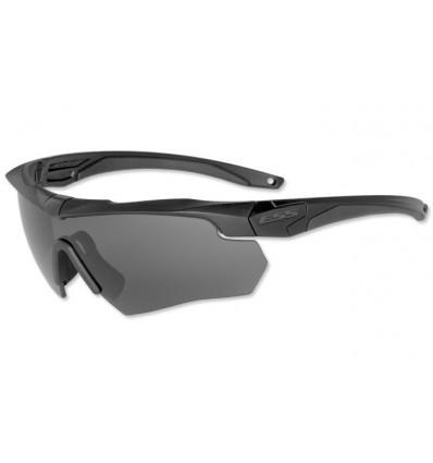 ESS - Okulary taktyczne Crossbow One Smoke Gray - Przyciemniane