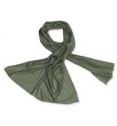 Mil-Tec - Chusta snajperska / Siatka maskująca - Zielony Olive - 12627001