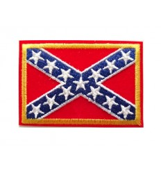 101 Inc. - Naszywka Flaga Konfederacji / Południa - Southern Cross