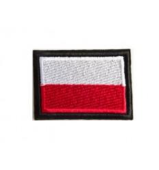 Mtac - Naszywka Flaga Polska - Kolor