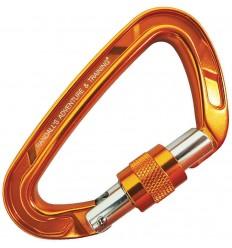 ESEE - Karabińczyk AF-818 Locking Carabiner - Orange - CARABINER-AF-818