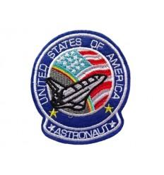 Mtac - Naszywka ASTRONAUT /  UNITED STATES OF AMERICA
